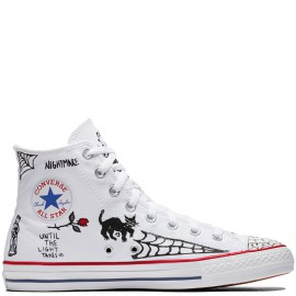Converse x Sean Pablo Chuck Taylor All Star Pro High Top White