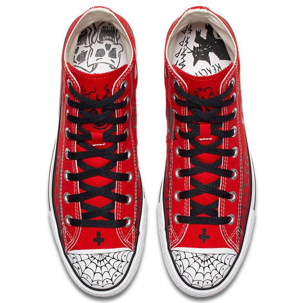 cd45d0aff Converse x Supreme Team Sean Pablo CTAS Pro High Top Red