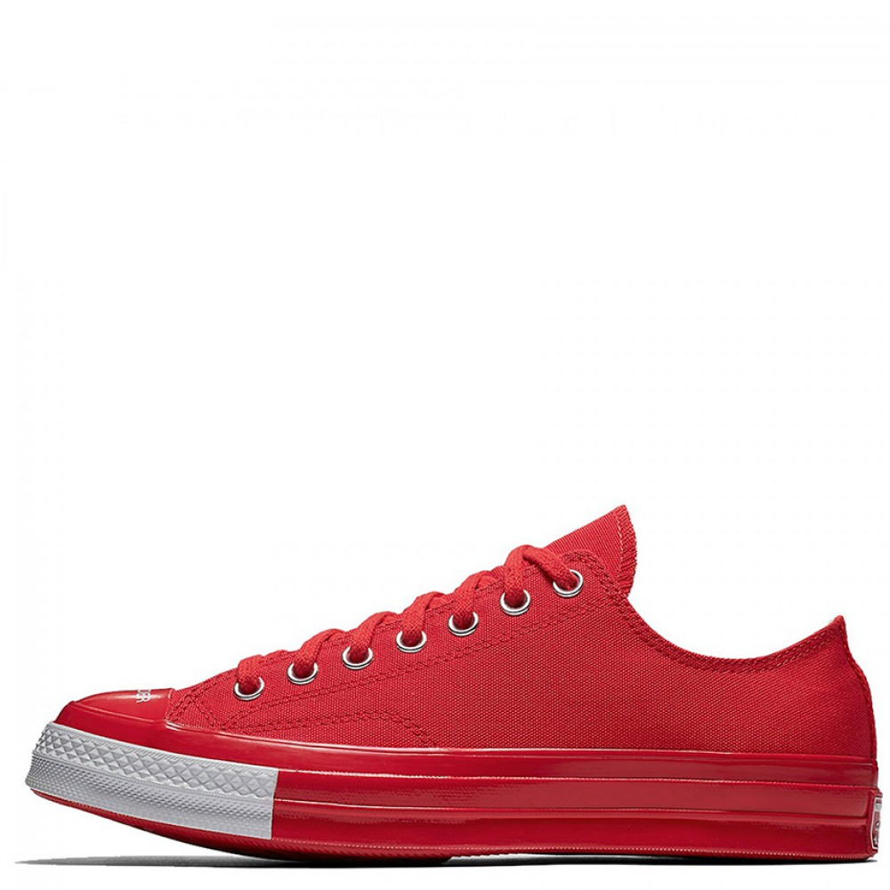 63f283059760 Converse x Undercover Chuck 70 All Star Low Top Red