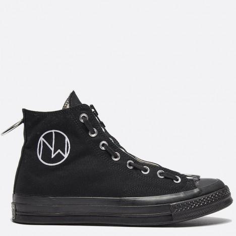Converse x Undercover Chuck 70 Black High Tops