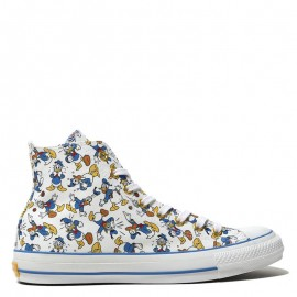 Disney x Converse All Star 100 Donald Duck PT High Tops Shoes