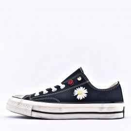 G-Dragon Peaceminusone x Converse Chuck 70 Black Low