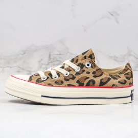 Givenchy X Converse Chuck Taylor 1970s Low Leopard Print Sneaker