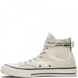Midnight Studios x Converse Chuck 70 All Star White High Top