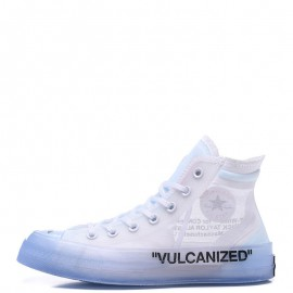 281a88ea1092 ... Off-White x Converse The Ten Chuck Taylor 70s Transparent High Blue