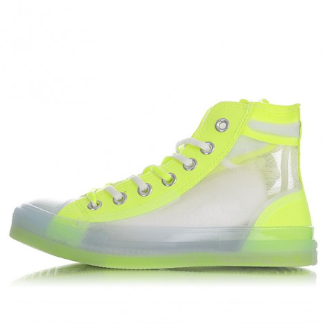 Off-white x Converse Translucent Mesh Utility Chuck Taylor All Star