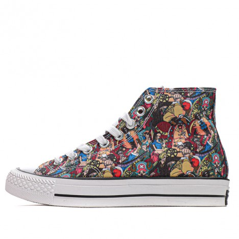 One Piece The 100th Anniversary Of Converse Chuck Taylor All Star Hi Shoes