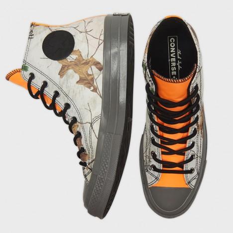 Realtree Xtra Colors x Converse Chuck 70 Gore-Tex High Tops Shoes
