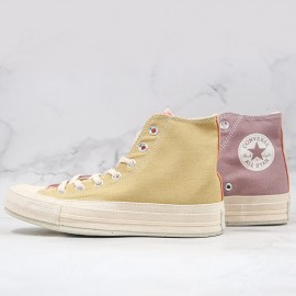 Renew Cotton Chuck 70 Prairie Sand Grey Unisex High Top Shoes