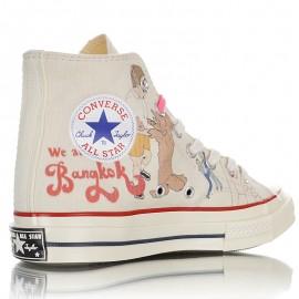Spencer McMullen Converse Artist Series Chuck 70 High Tops Shoes