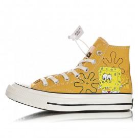Spongebob Squarepants x Converse Chuck Taylor All Star 1970 Hi