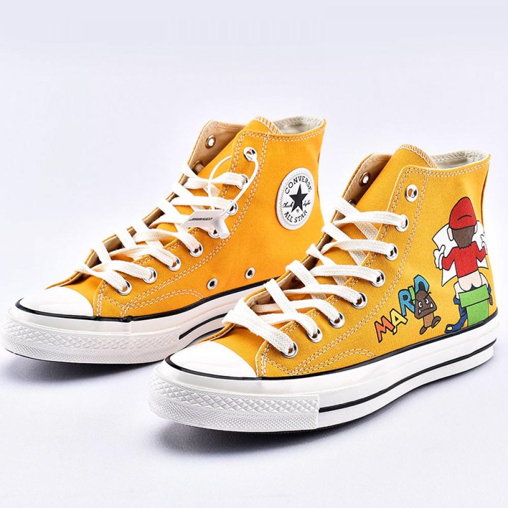 Super Mario Bros. x Converse Chuck Taylor All Star 25th