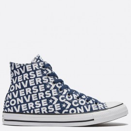 Vintage Converse Chuck Taylor High Tops Blue